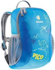 Deuter Kinderrucksack Pico: Endlich ein Modell für die Kleinsten.  Foto (c) Deuter