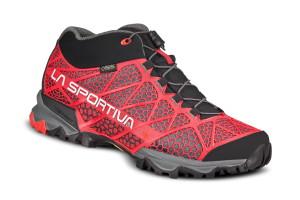 Oh Flott! Der Synthesis von La Sportiva ist für alle die gerne etwas schneller unterwegs sind.  Foto (c) La Sportiva