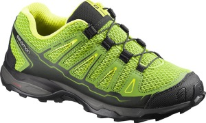 Diesen Outdoor Schuh kennt Ihr doch irgendwo her? Genau! Es ist der Salomon X-Ultra K Foto (c) salomon