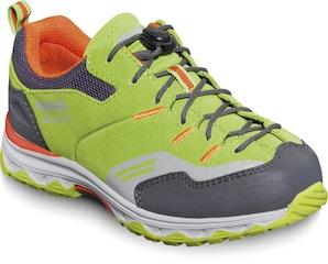 Robust, robuster, am robustesten, Meindl Outdoor Schuhe. Der fonte Junior hält auch die wildesten Outdoor Abenteuer der Kinder aus.  Foto (c) meindl.de