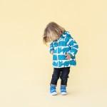 Reima zieht die Kinder an: Strampler, Softshell, Socken und Schuhe