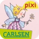 Pixi Bücher gibt es digital und als App. So auch Pixi trifft eine Elfe.   Foto (c) carlsen.de