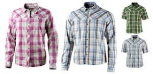 Vielfalt statt kleinkariert. Lundhags bietet das Anjan Shirt in einigen Varianten an.  Foto (c) Lundhags