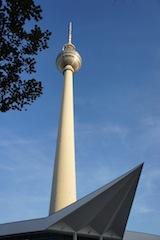 Berlin ist das Ziel vom Spreeradweg.  Foto (c) kinderoutdoor.de