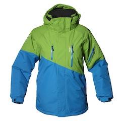 Öko? Logisch! Isbjörn of sweden setzt auf bluesign zertifizierte Materialien, so auch beim Freeride Ski Jacket. foto (c) isbjörn of sweden