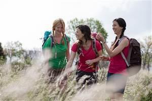 Vaude zieht Frauen an: Mit der neuen Skomer Kollektion. Foto (c) Vaude.com