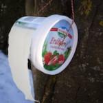 Klopapierhalter für Outdoorer: Eine wasserdichte Sache!