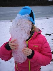 Warm, wärmer, am wärmsten, Bergans Down Youth Girl Jacket. foto (c) kinderoutdoor.de