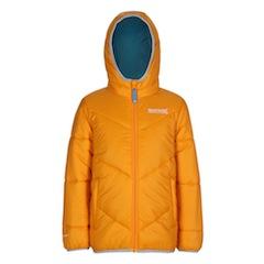 So leicht kann der Winter sein! Regatta beweist es mit der Icebound Jacke. Foto (c) regatty