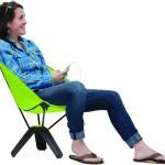 Therm a Rest: Sitzengeblieben mit dem Treo Chair