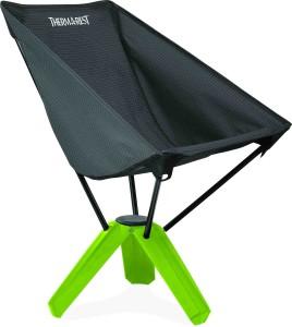 Mit wenigen Handgriffen ist der Therm a Rest Treo Chair aufgebaut.  Foto (earl harper, therm a rest)