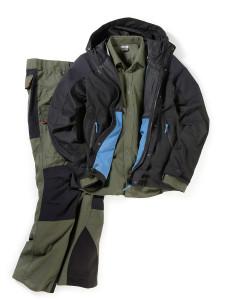 Das passt zusammen: Die Tatonka Greendale  mit den Dorum Pants und dem Laho Jacket.  Foto (c) Tatonka