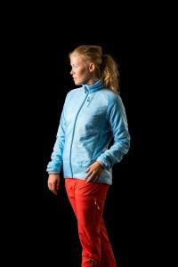 Norröna Bitihorn überzeugt mit frischen Farben und hoher Funktion.  Foto (c) Norröna