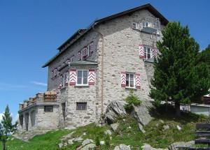 Der DAV hat auch in Tirol familienfreundliche Berghütten, wie die neue Bielefelder Hütte.  Foto (c) Steffen 962 Lizenz: Creative Commons by-sa 3.0 de / Kurz