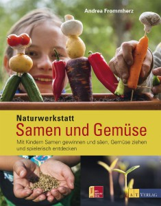 Mehr Beeten! Mit Kinderbücher vom AT Verlag aus der Schweiz ist jedes Kind bald ein Gartenprofi. Foto (c) AT Verlag