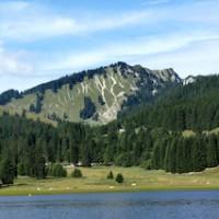 Eine Hüttenwanderung mit so gut wie keinen Höhenmetern? Das gibt es und zwar am Spitzingsee!  Foto (c) kinderoutdoor.de