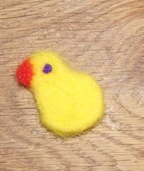 Von wegen filzen ist einfarbig! Foto (c) Kinderoutdoor.de