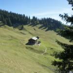 Berghütten im Allgäu: Drei mal geballte Urigkeit!