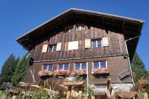Berghütten mit speziellem Familienprogramm? So etwas bietet Euch die Wannenkopfhütte im Allgäu. foto (c) kinderoutdoor.de