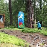 Märchenwanderwege: Drei Wege bei denen gehen die Kleinen von alleine!