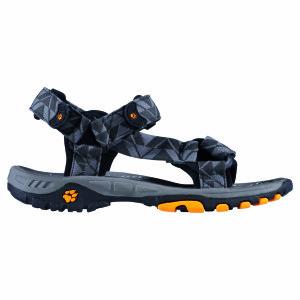 Sandalen sind im Sommer für aktive Knilche die idealen Kinderschuhe, wie hier die Kids Seven Seas von Jack Wolfskin. foto (c) jack wolfskin