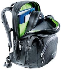 Gut gepackt ist halb getragen. Das gilt auch für den Schulranzen oder den Schulrucksack, wie hier den Ypsillon von Deuter.  Foto (c) Deuter.com