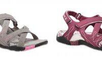 Kamik zeigt wie moderne Sandalen aussehen. Das Modell Bali ist so was von praktisch.   Foto (c) Kamik