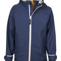 Wassermarsch! So heißt die Regenjack von elkline und selbst Wolkenbrüche machen dieser Jacke wenig aus.   foto (c) elkline.de