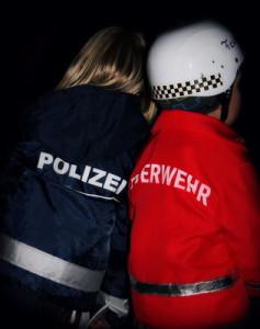 Schnitzeljagd Polizei am Kindergeburtstag: Kriminell gut! Foto (c) Helene Souza  / pixelio.de