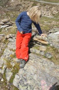 Bei den Alpenvereinshütten finden die Kinder immer etwas zum Spielen.  Foto (c) kinderoutdoor.de