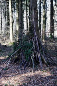 Kinder Spielen Im Wald Indianer Kinderoutdoor Outdoor Erlebnisse