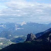 Der Säuling vom Breitenstein aus gesehen. Was für ein Panorama!  Foto (c) kinderoutdoor.de