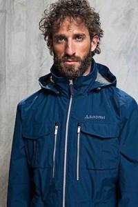 Cooles Design ist zu wenig. Deshalb hat Schöffel die Outdoor Jacken mit einem zwei Lagen Venturi Laminat ausgerüstet und dadurch sind sie wasser- sowie winddicht.  foto (c) schöffel