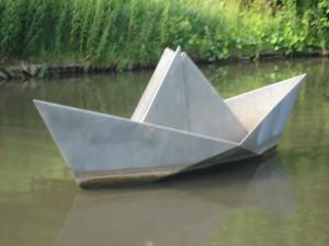 Schnitzeljagd Schatzinsel! Und wie kommen wir da hin? Mit dem Piratenschiff! Foto (c) kinderoutdoor.de