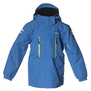 Ohne Schweiss geht´s auch! Das beweist das Climber Hard Shell Jacket von Isbjörn of Sweden.  Foto (c) isbjörn of sweden