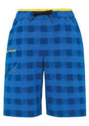 Boys Fin Short: Eine lässige kurze Vaude Hose für Jungs die auch im Sommer ihren Auftritt hinlegen wollen.  Foto (c) Vaude