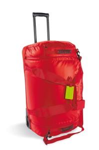 Pack ma´s! Tatonka bietet mit dem Barrell Roller einen strapazierfähigen Trolley an.  Foto (c) tatonka