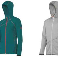 Sieht überall gut aus: Hooded Jacket Men & Get Away Hooded Jacket Women von Mammut.  Foto (c) Mammut