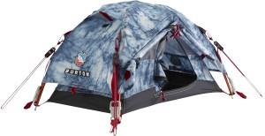 Es geht auch leichter, das beweist Burton mit dem neuen Nightcap Zelt. Es wiegt moderate 2,3 Kilo.  foto (c) Burton