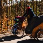 Fahrräder für Familien: Mobil mit michelmobil