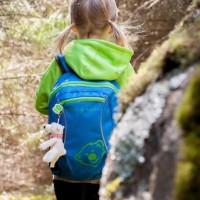 Vielseitig lassen sich die neuen Kinderrucksäcke von Isbjörn of Sweden einsetzen.   Foto (c) isbjörn of sweden