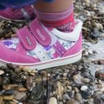 Primigi Delfy: Laufen lernen mit trockenen Füßen