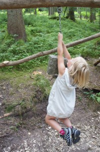 Tarzan ist wieder da! Eine richtig coole Schnitzeljagd der Extraklasse. Foto (c) kinderoutdoor.de