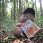 Schnitzeljagd am Kindergeburtstag: Holzfäller Olympiade