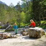 Katschberg: Tierische Erlebniss für die Kinder