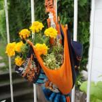 Upcycling: Kinderleichte und außergewöhnliche Blumentöpfe