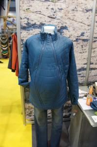 Mamalila bekam ebenfalls einen Outdoor Award . Mamalila bietet nun eine Jacke an, die für zwei geeignet und als Innenfutter geeignet ist. Foto (c) kinderoutdoor.de