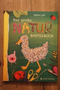"""Licht und Schatten gibt es bei der Buchbesprechung vom """"Das große Natur Bastelbuch"""".  Foto (c) kinderoutdoor.de"""