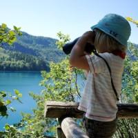 Mit Kindern im Urlaub: Es gibt viel zu entdecken, wie hier in Österreich.   Foto (c) kinderoutdoor.de
