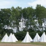 Zeltplätze der besonderen Art: Dreimal Natur pur beim Zelten
